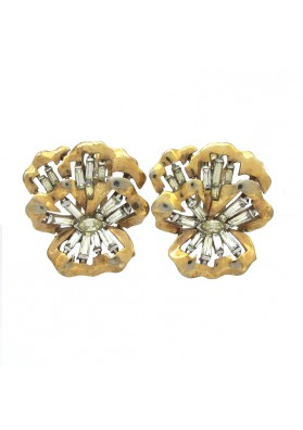 Vintage earrings PENSY TRIFARI