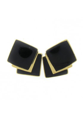 Vintage earrings SQUARES TRIFARI