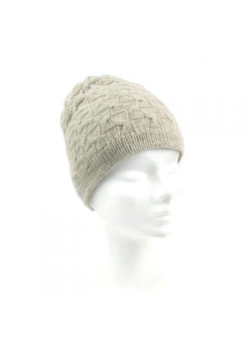 01b48c1fc20 Beanie womens hat beige wool €14.99 for winter