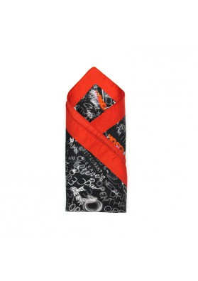Pocket square silk MOSCHINO