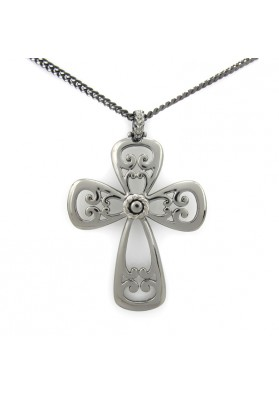Vintage pendente ROMANESQUE CROSS SARAH COVENTRY