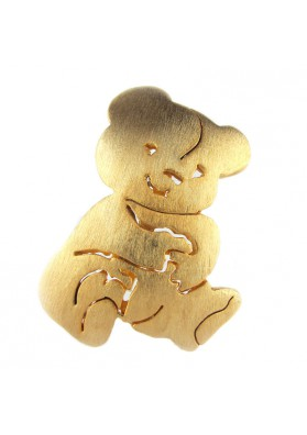 Vintage brooch TEDDY BEAR ULTRA CRAFT