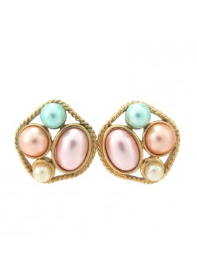 Vintage earrings TRIFARI