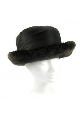Hat faux fur GUERRIERI