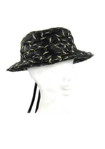 Embroidered hat GUERRIERI