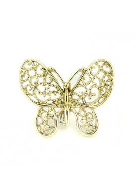 Vintage brooch BUTTERFLY GERRY'S
