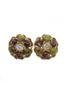 Vintage earrings KRAMER