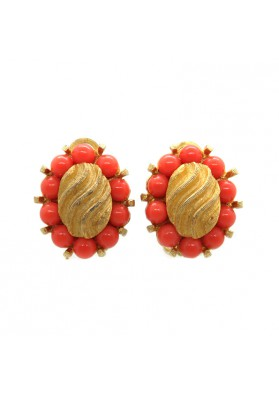 Vintage earrings MARVELLA
