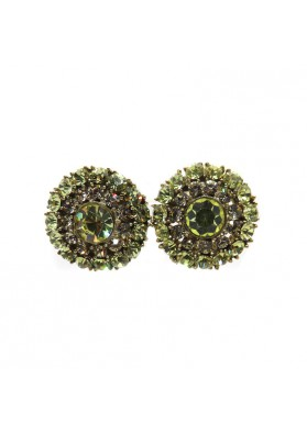 Vintage earrings WEISS