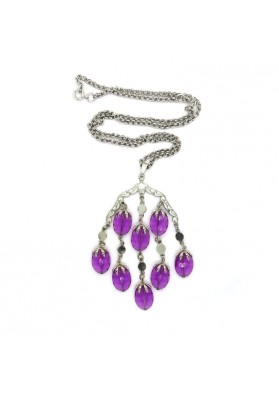Vintage necklace WISTERIA SARAH COVENTRY