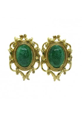 Vintage earrings  DE LIGUORO