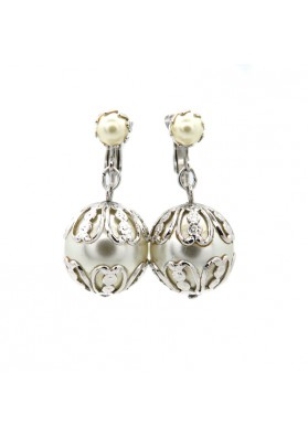 Clip on earrings SARAH COVENTRY