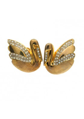 Clip on earrings DE LIGUORO