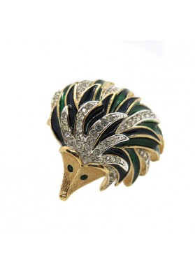 Brooch HEDGEHOG ATTWOOD&SAWYER