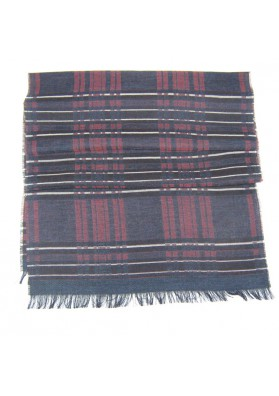 Scarf wool checks MOSCHINO