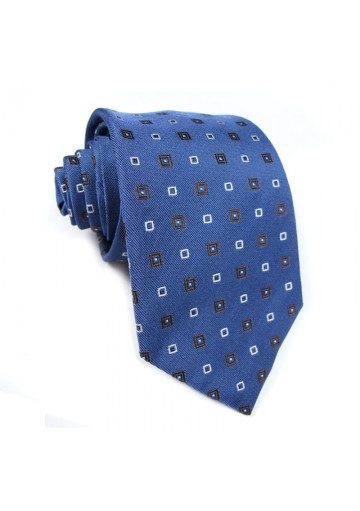 Tie silk checks GIANFRANCO FERRE