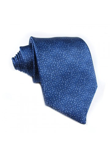 Tie silk polka dots S. T. DUPONT.